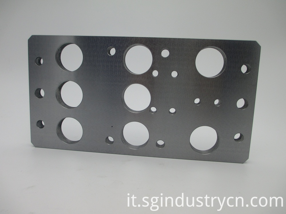 Metal Structure Cnc Parts Services
