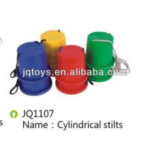 Stilts de diversão para crianças, Stilts de salto plástico para crianças JQ1107