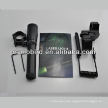 18mW ND30 Green Light Laser Flashlight Torch as Night Hunting Hunter