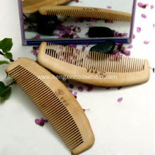 100%Nature Peach Wooden Combs 15*4.5