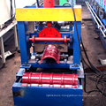 Xinnuo Metal House Roof Ridge Cap Press Roll Forming Machine for sale