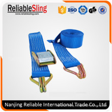 25mm Tie Down Strap with Double Hook