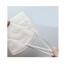Máscara de gás Kn95 de proteção médica médica