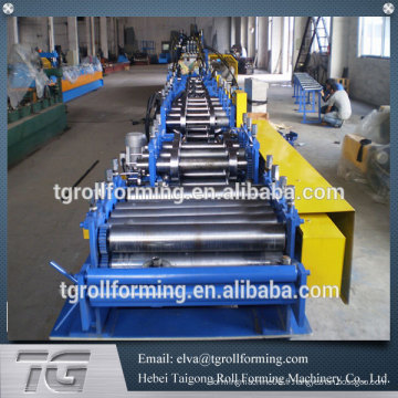 Machine en métal machine cz en acier purlin roll machine