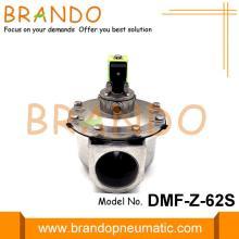 Valve à jet d'impulsion du corps en aluminium DMF-Z-62S pour le filtrage