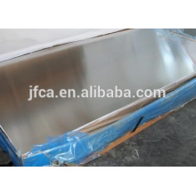 ISO9001 feuille en aluminium laminé à froid 6061 T651 prix