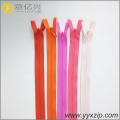 No.5 Invisible Nylon Zipper pour Mini Jupe