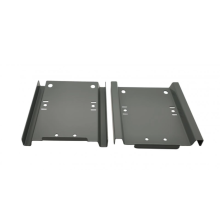 Customizable industrial sheet metal chassis