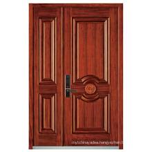 Customized Color Exterior Door Steel Security Door Automatic Gate Armored Door