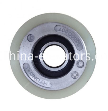 Step Chain Roller for Hyundai Escalators S650C607