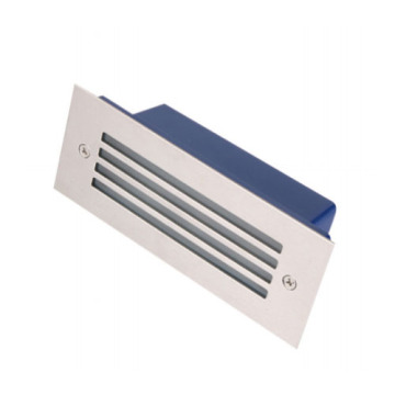 Horizontal Louver 3W LED Stufenleuchte