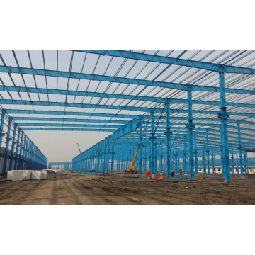 Steel Structure Industrial Construction Factory