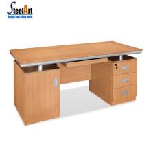 Le dernier bureau d'ordinateur simple conçoit le bureau d'ordinateur de table d'ordinateur de bureau durable
