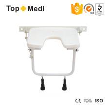 Topmedi U Shape Seat Bath Shower Chair for Disabale