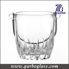 Carlsberg Style Crystal Glass Ice Bucket (GB1901I)