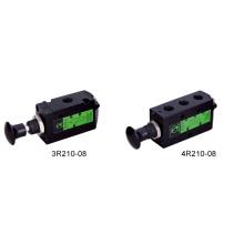 3R, 4R Hand-draw valve