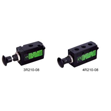3R, 4R valve de main-tirage au sort