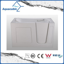 Acrylic Walk-in Wheelchair Safe Bathtub for Disabled (AB-2653VW)