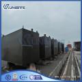 Marine buliding steel pontoons design