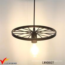 Home Decor Metal hecho a mano Lámpara de techo de araña de la vendimia