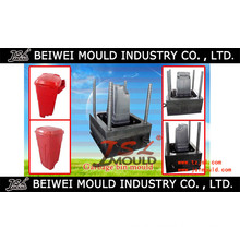 Outdoor Plastic Injection Waste Bin Mould