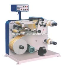 Automatische Schneid- und Rückspulmaschine