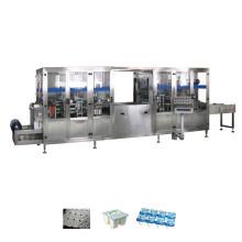 Automatic Plastic Yogurt Cup Filling And Sealing Machine Yoghurt