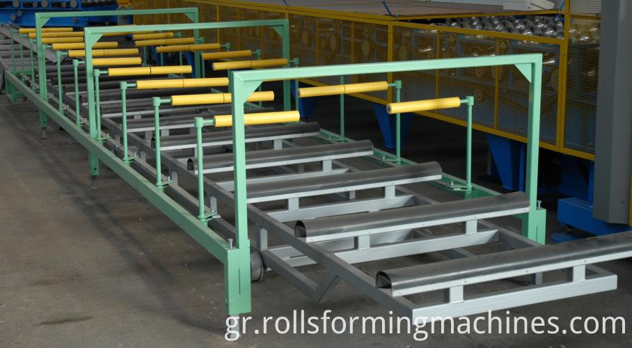 electric automatic pallet stacker
