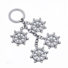 Promotional China Style Key Chain Custom Metal Key Holder