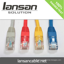 copper lan cable Network cable Cat5 crossover cable