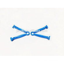 Disposable medical umbilical cord clamp clipper