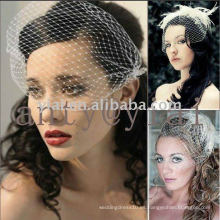 ¡Velo nupcial de moda de la boda de la cubierta! ! BV0001