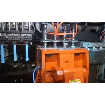 HDPE blow molding machine Max.5L toggle