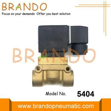 5404 G1 / 2 '' DN12 2/2 NC Válvulas de pistão servo-assistidas