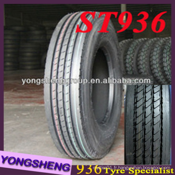275 / 70r22.5 Pneu de camion et d'autobus, pneu de camion radial, pneu TBR