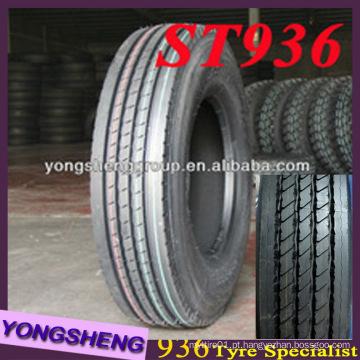 275 / 70r22.5 Pneu de caminhão e ônibus, pneu de caminhão radial, TBR Tire