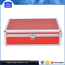 The best choice factory supply wheels and handles aluminum box