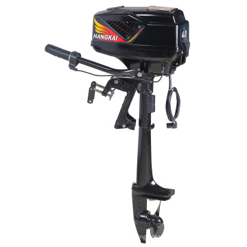 Durable 48V 1000W Brushless Electric Outboard Motor 4.0HP