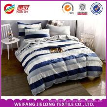 Buena mano que siente la tela del lecho del algodón de tamaño gigante para la venta