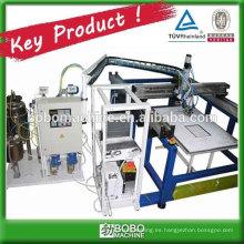máquina de sellado cnc mixto de poliuretano