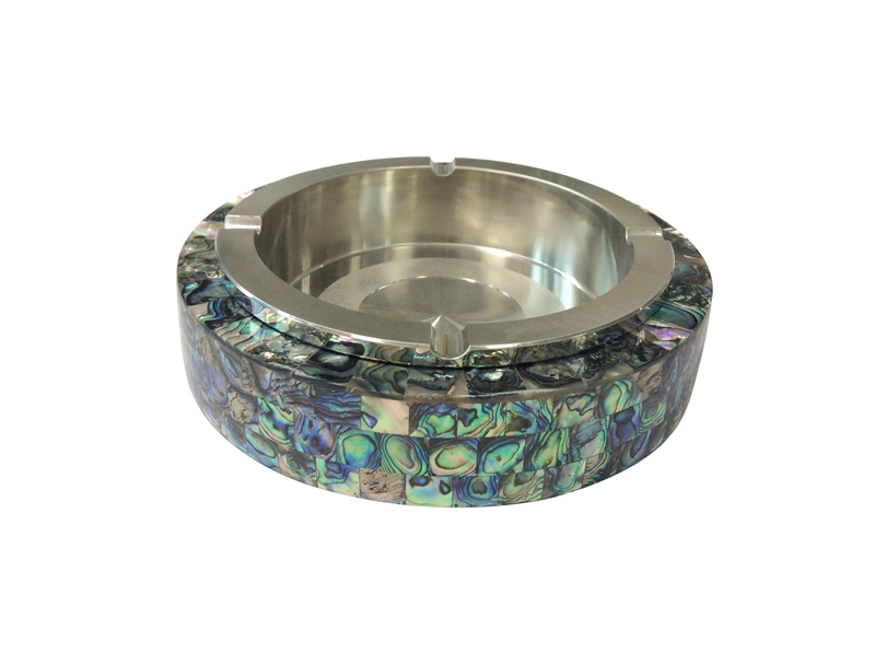 paua shell ashtray