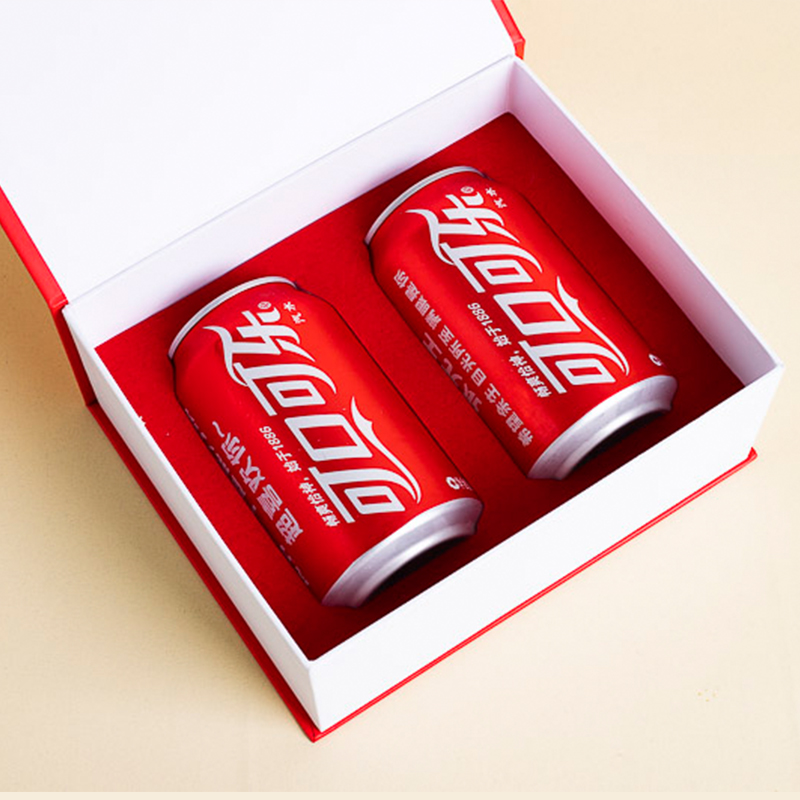 cola beverage packaging box