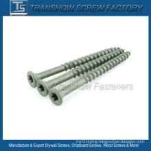 High Performance Anti-Corrosion Ceramic Deck Screws