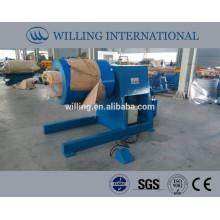 Déboiseur hydraulique 5T pour machine de formage de rouleaux