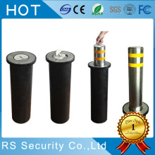 Manual Gate Arm Barrier Handling Stanchions Bollards