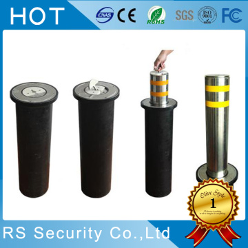 Manual Gate Arm Barrier Handrail Stanchions Bollards