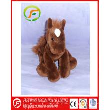 Juguete caliente suave del caballo de la felpa de la venta para el producto del bebé