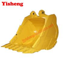 PC200 PC210 PC220 PC240 PC270 PC300 PC400 PC450 PC600 PC650 PC1000 PC1200 PC2000 excavator heavy duty rock bucket for sales