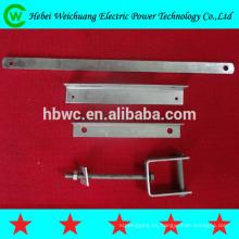 Alta calidad energía eléctrica instalación y hardware /crossarm