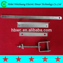 Alta qualidade energia elétrica encaixe/ferragem /crossarm